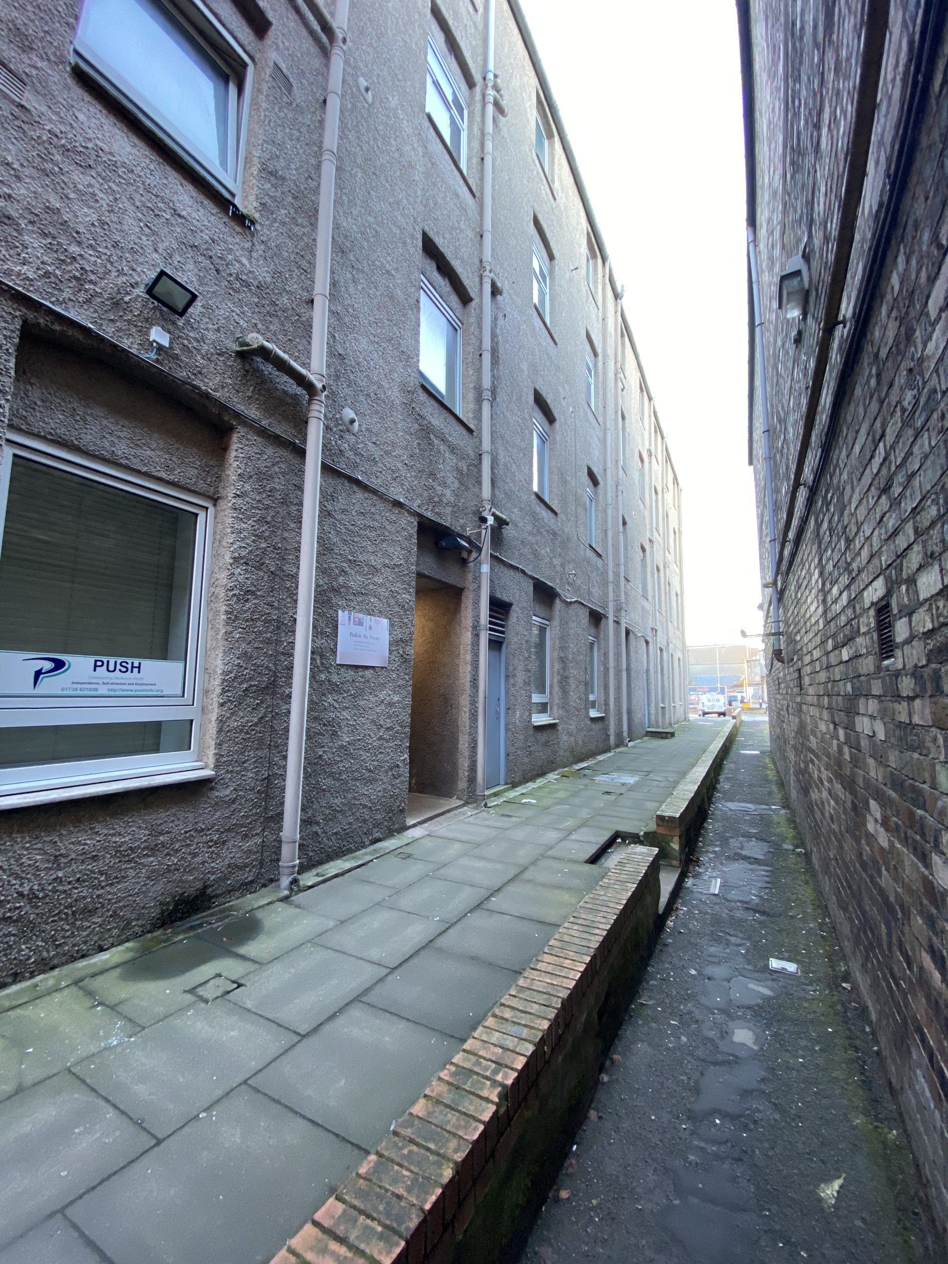 2 Bed Flat – South Methven Street, Perth