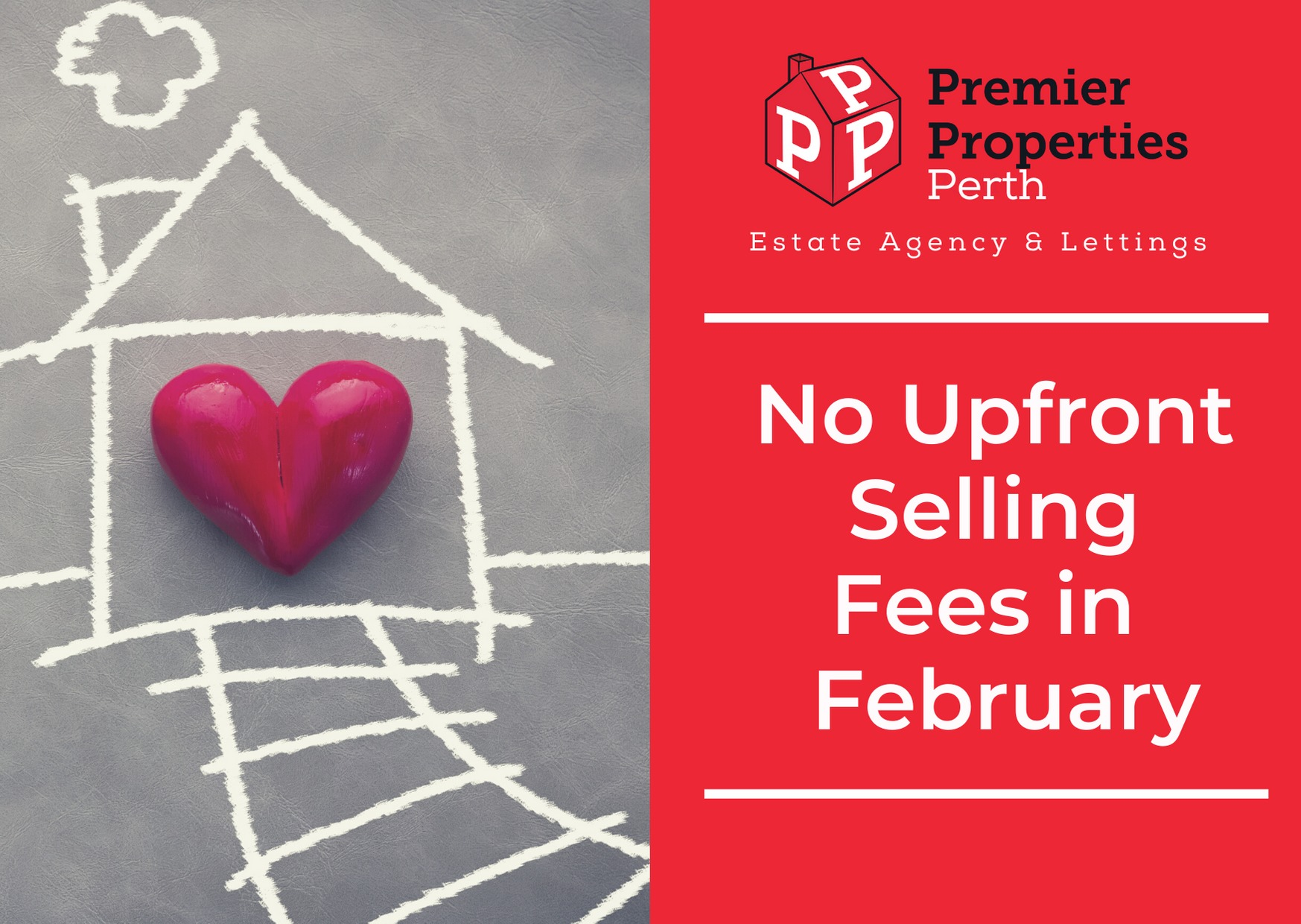 No Upfront Selling Fees in Feb