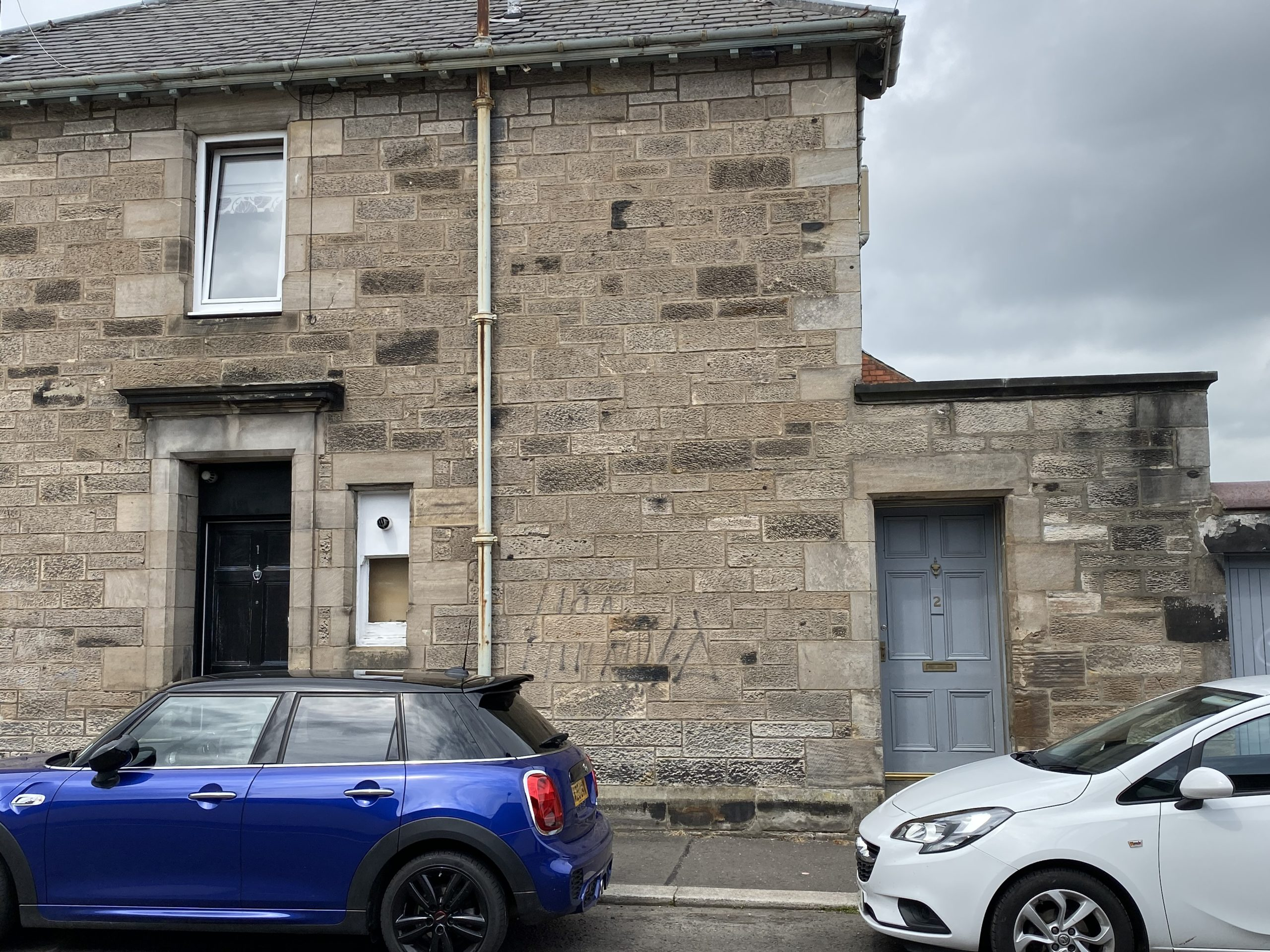 2 Bedroom First Floor Flat – Blair Street Perth