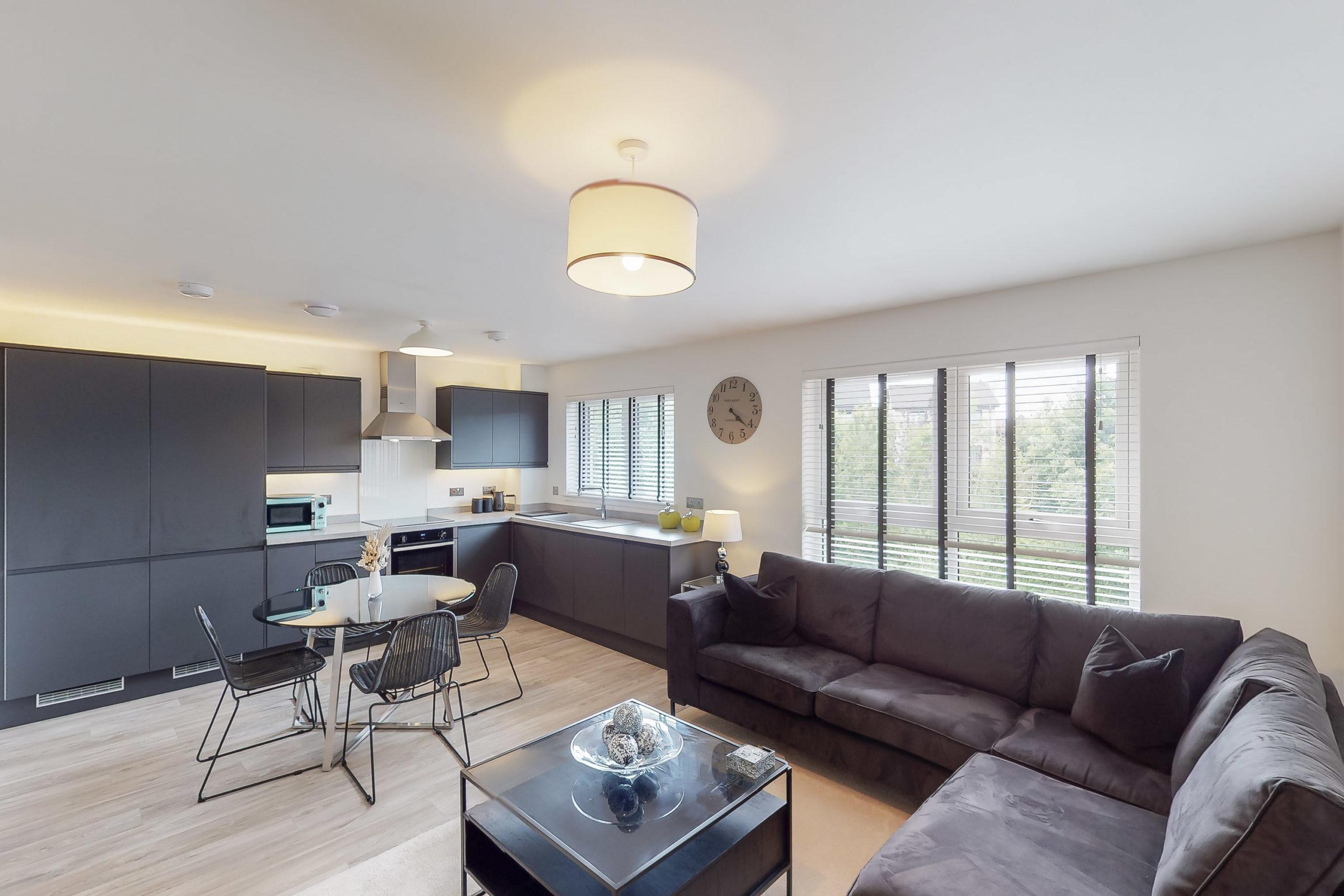 2 Bed Second Floor Apartment – 15 Hulbert Court, Perth, PH1 2AR