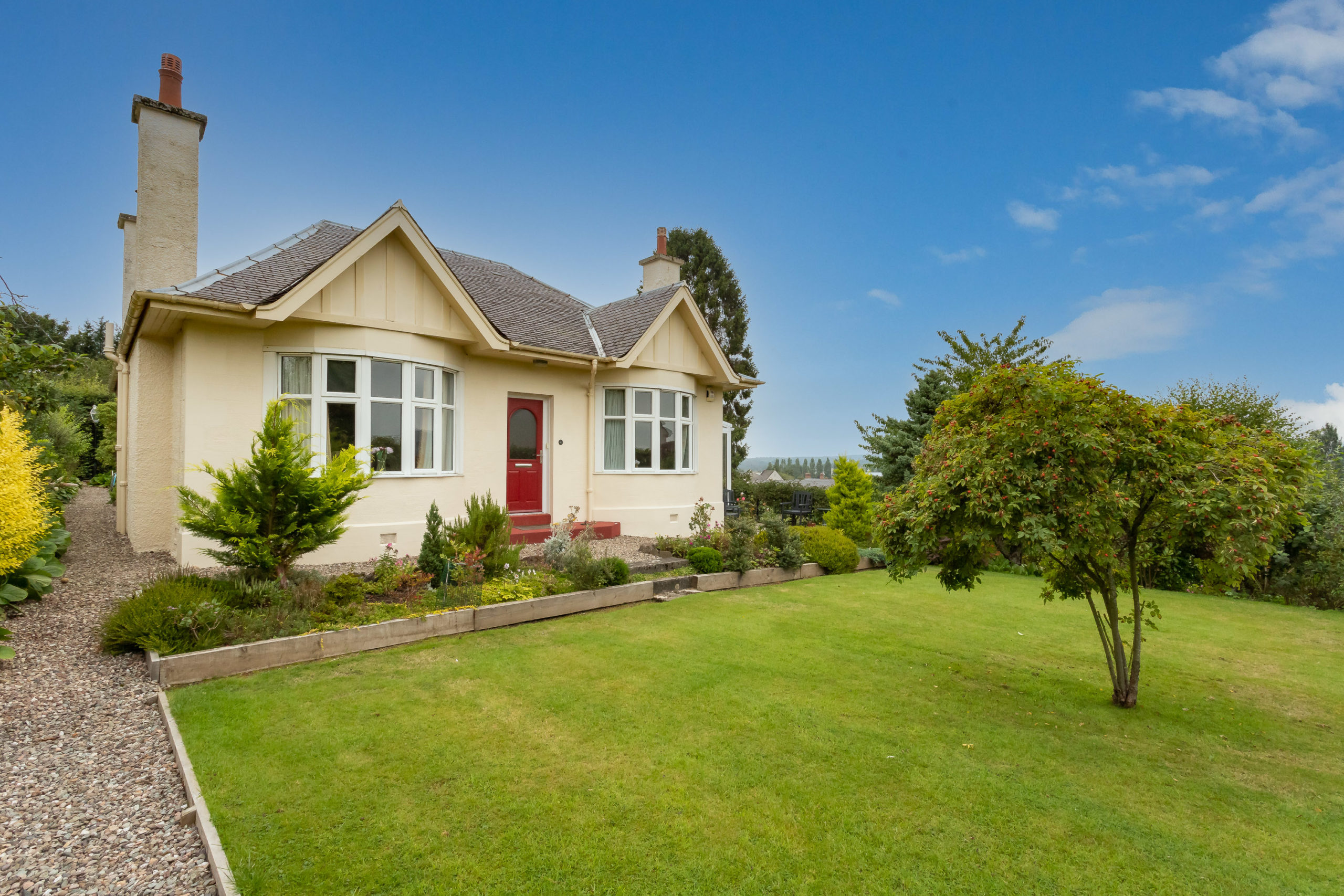 Woodriffe, Graybank Road, Perth, PH2 0LW – 3 Bed Detached Bungalow